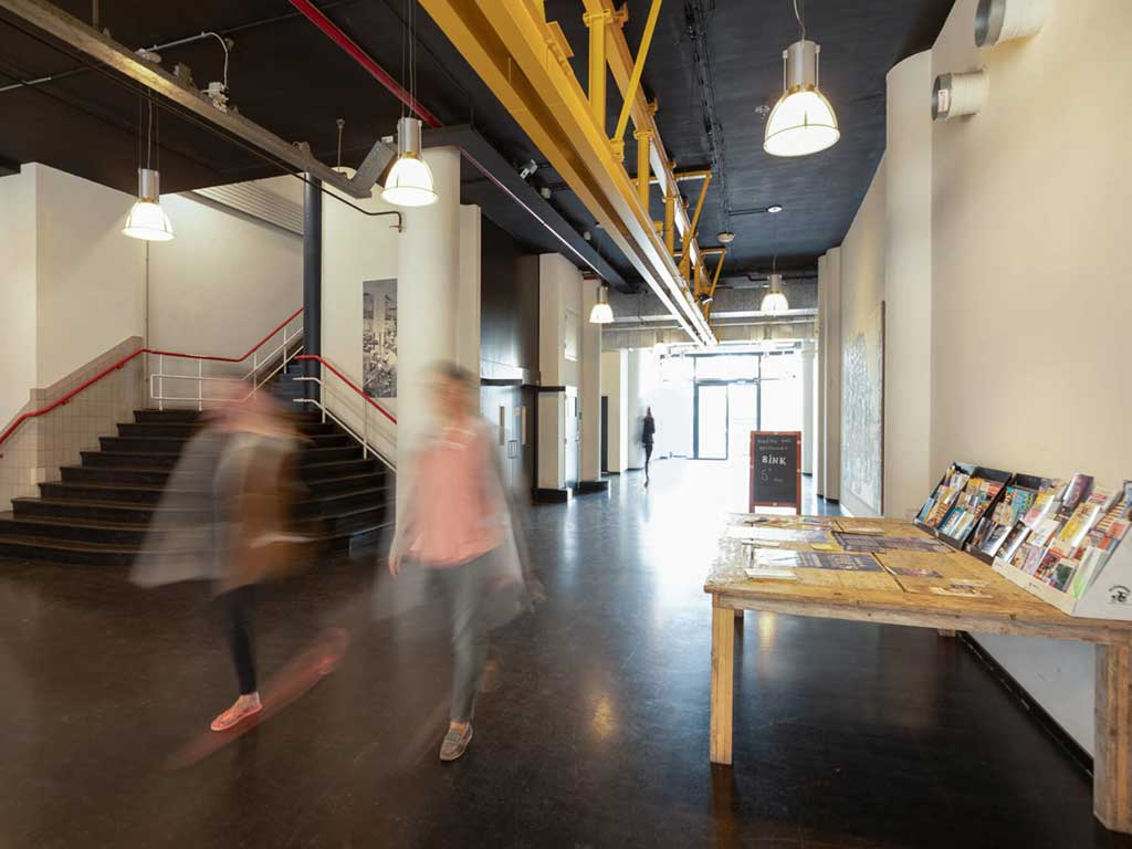 MediaBlend Webdesign Den Haag BINK36 hal
